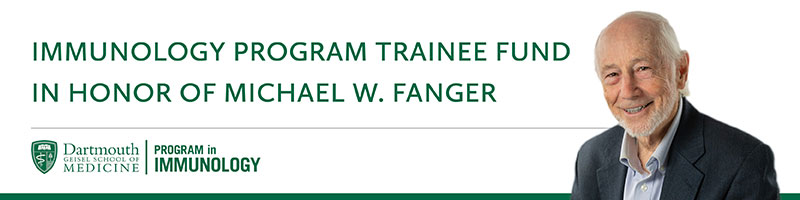 Immunology Trainee Fund in honor of Professor Fanger
