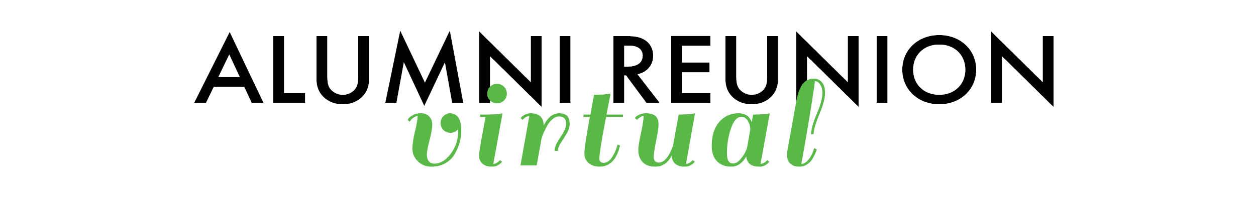 Alumni Reunion Virtual