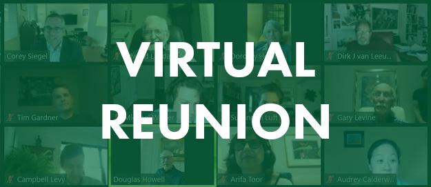 Virtual Reunion Button