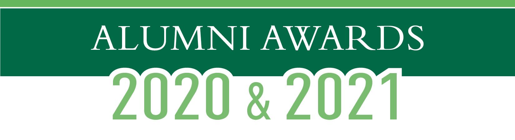 Alumni Awards 2020 & 2021